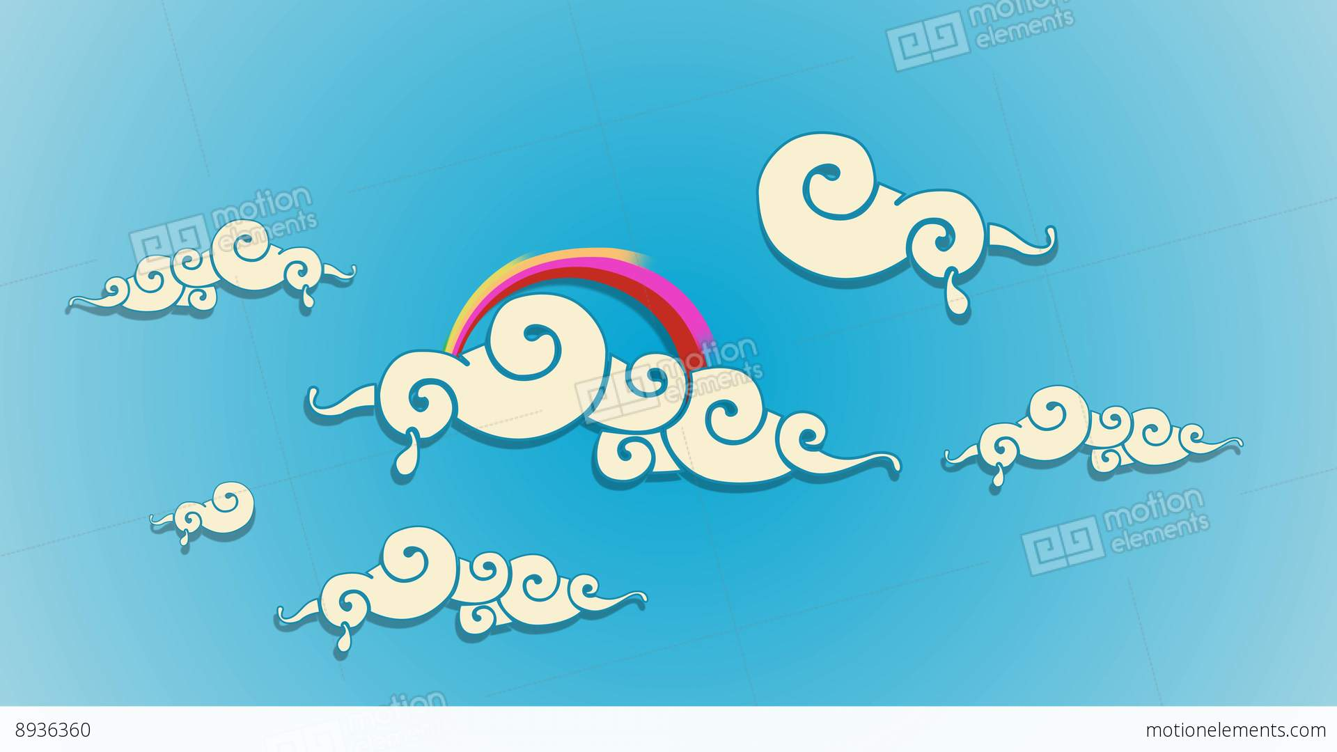Swirl Clouds Template – HD Wallpapers