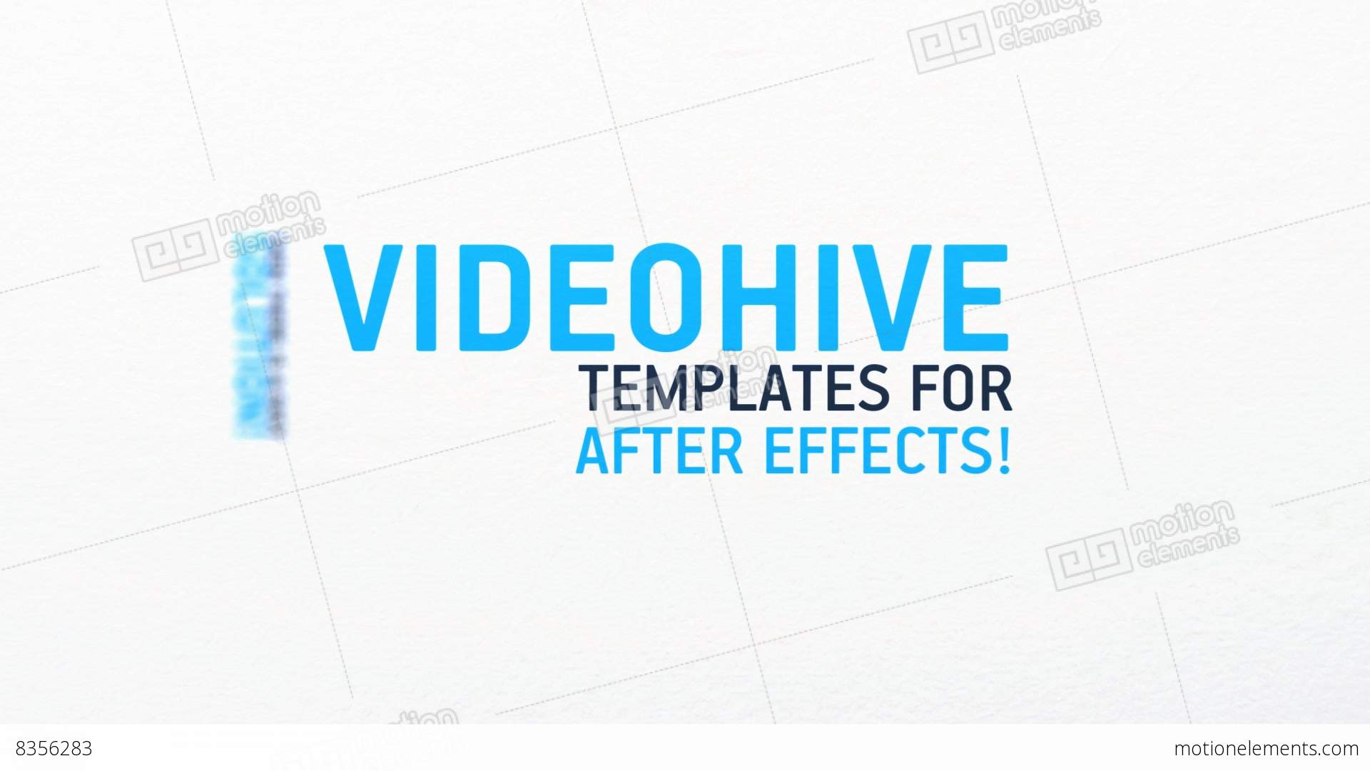 Typography Template After Effects - Costumepartyrun