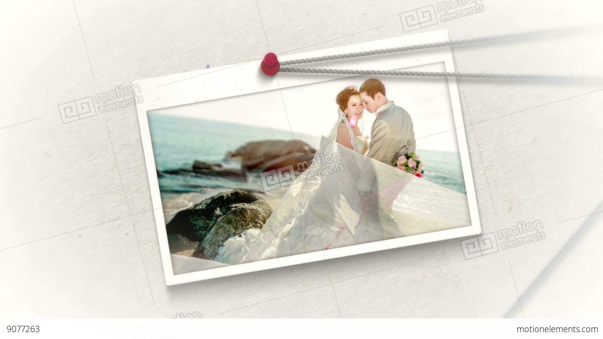 wedding slide invitation after effects templates 9077263. Black Bedroom Furniture Sets. Home Design Ideas