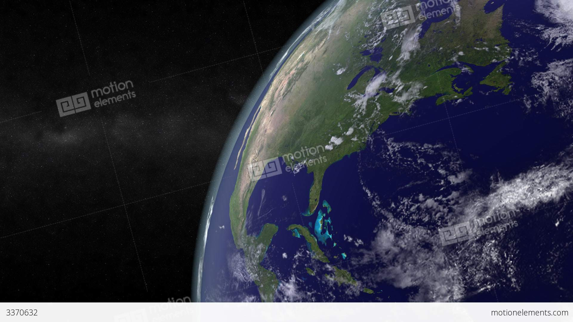 north america from space hd -#main