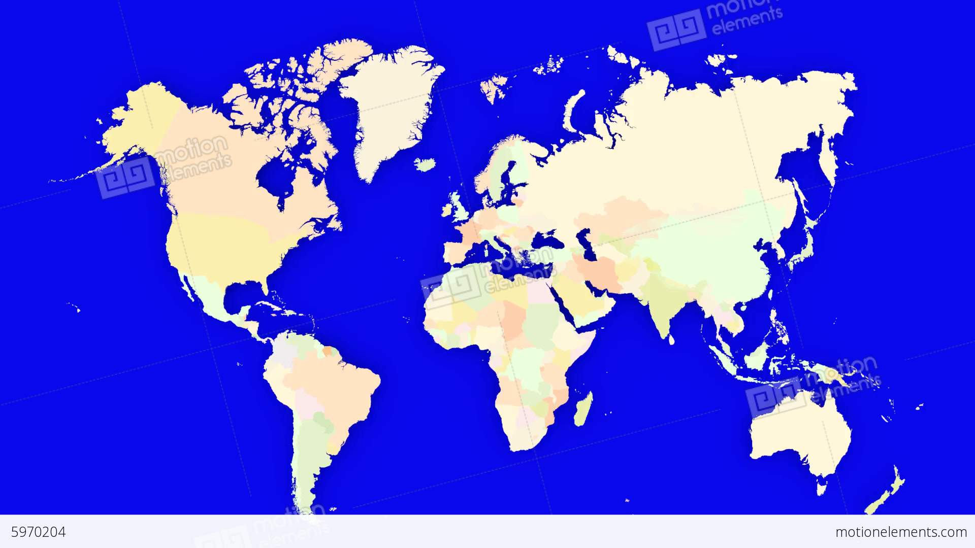 Worldmap zooms to the netherlands stock animation 5970204 worldmap zooms to the netherlands stock video footage gumiabroncs Images