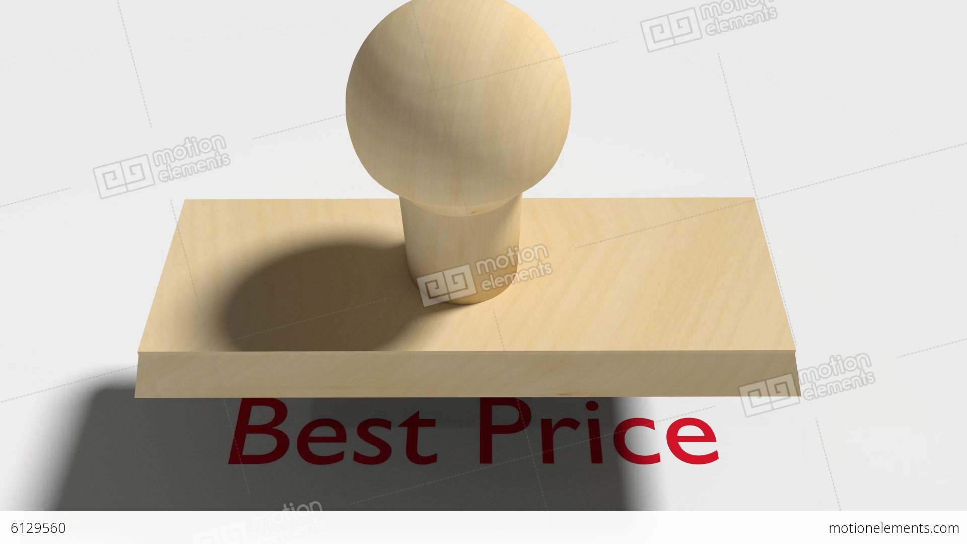 wooden stamp prints best price stock animation 6129560
