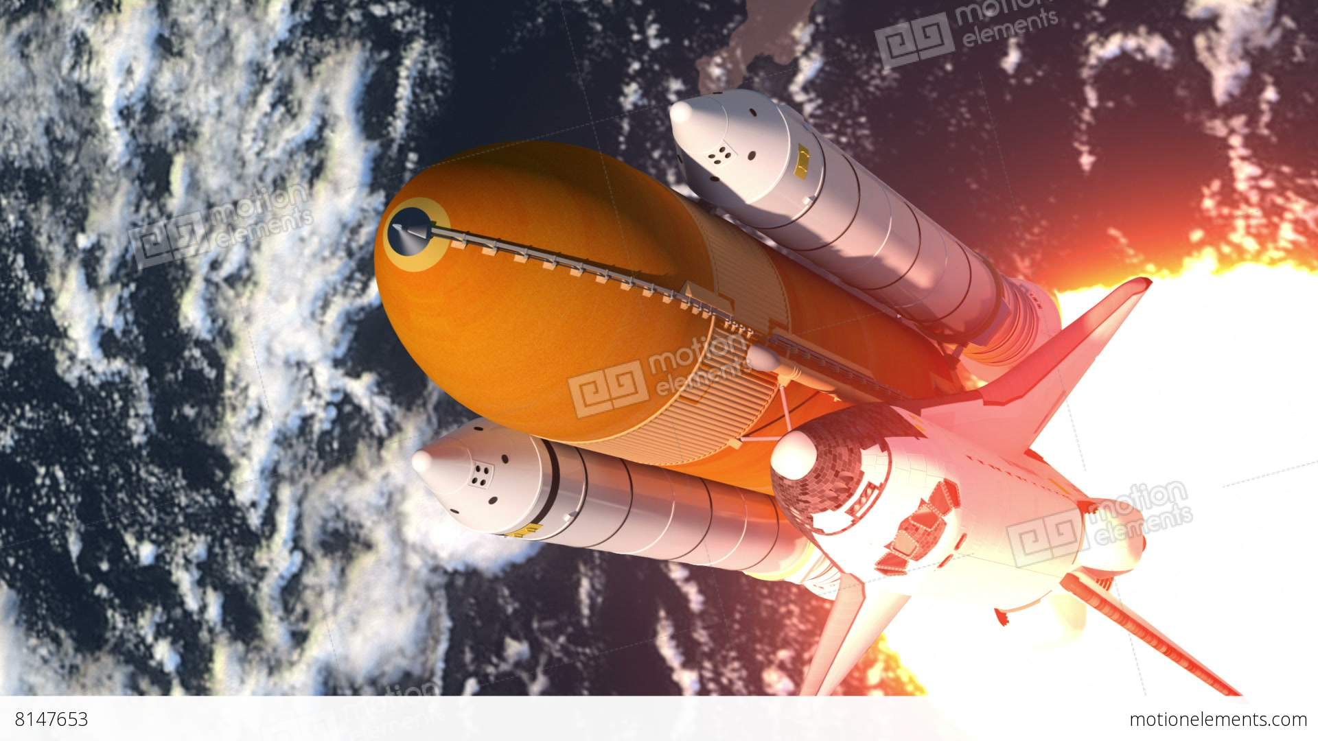 space shuttle animation - photo #26