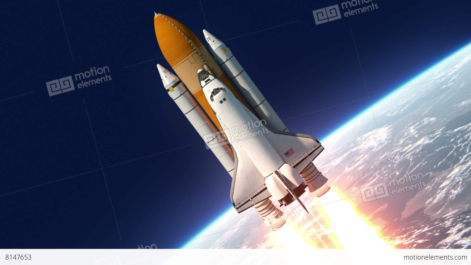 space shuttle animation - photo #16