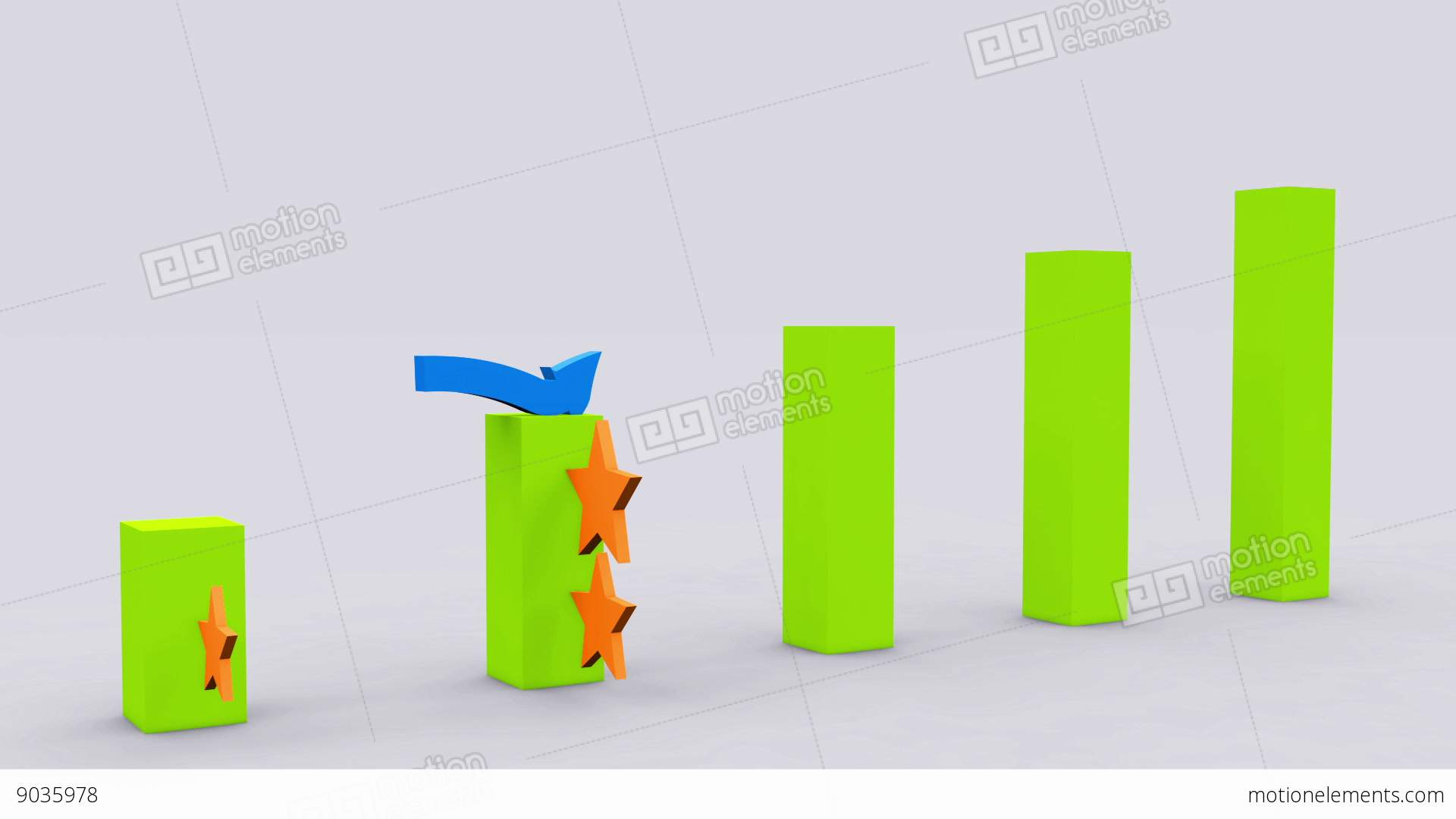 Growth chart stock animation 9035978 growth chart stock video footage nvjuhfo Gallery