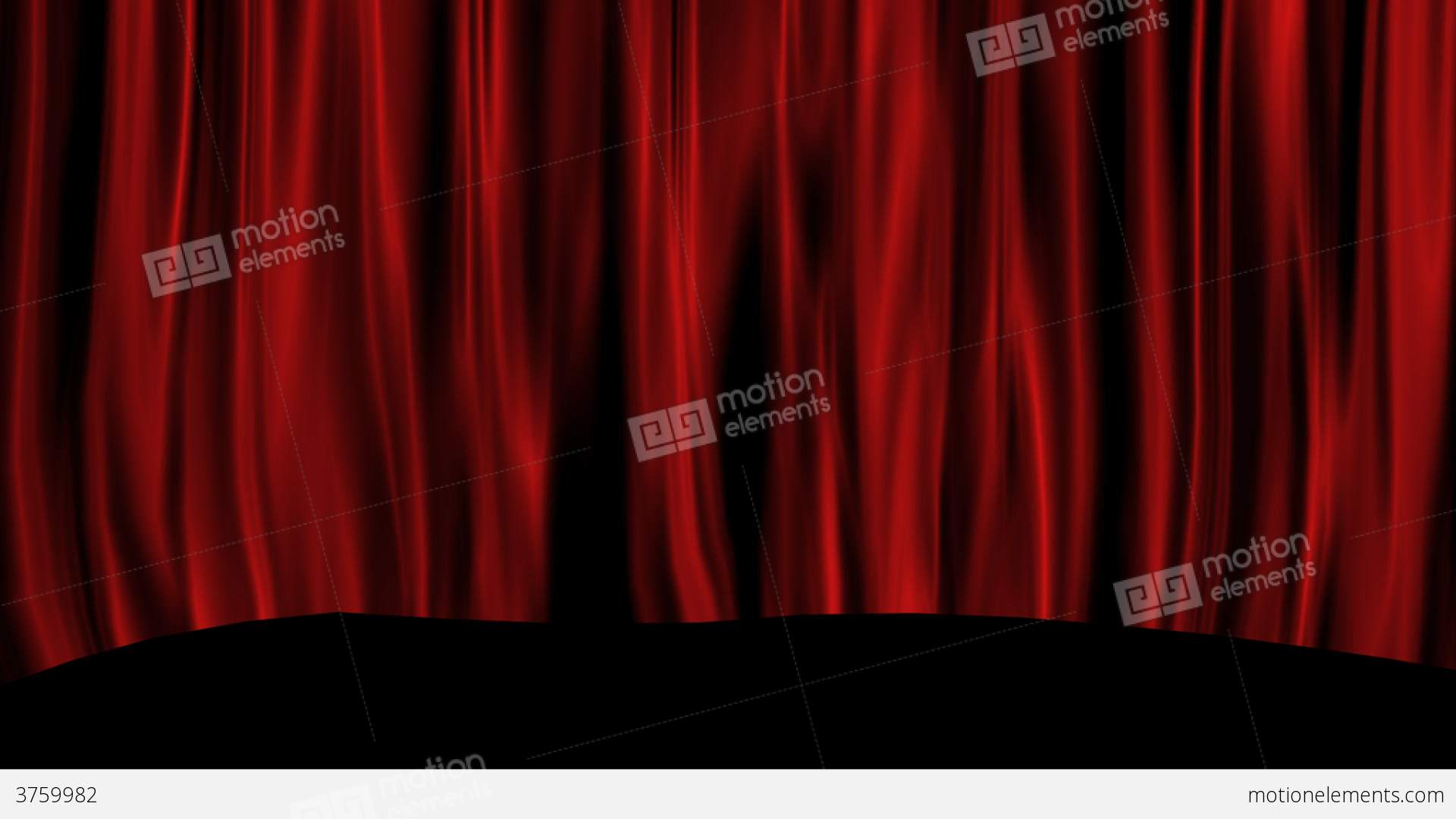 Opening and closing red curtain stock animation royalty free stock - Red Curtain With Alpha Channel Stock Animation Royalty Free Stock Animation Library 3759982