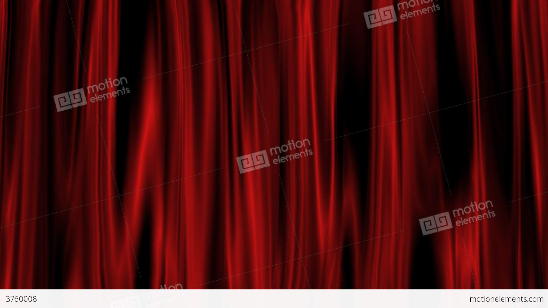 Opening and closing red curtain stock animation royalty free stock - Red Curtain With Alpha Channel Stock Animation Royalty Free Stock Animation Library 3760008