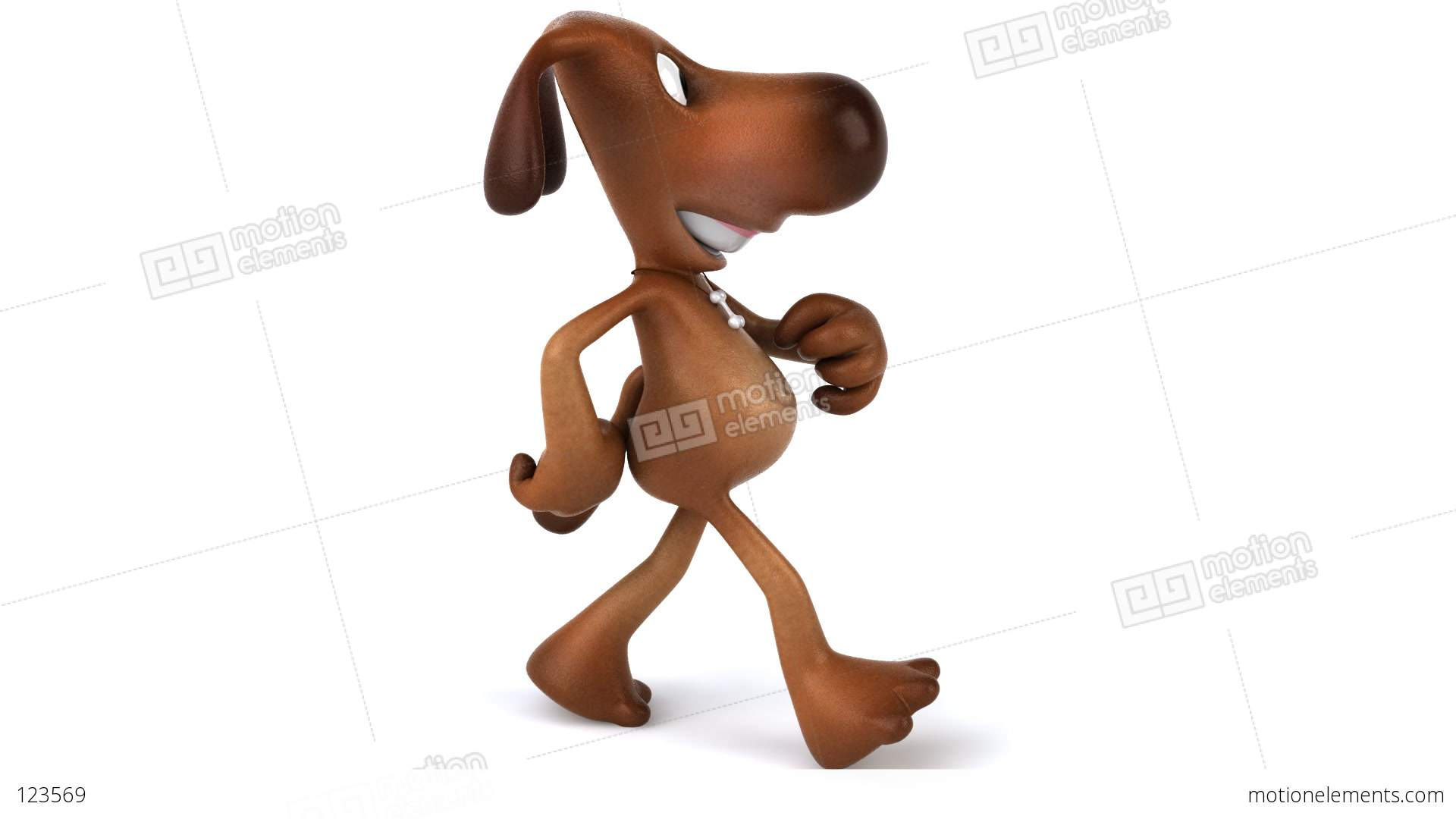 Walk A Dog With