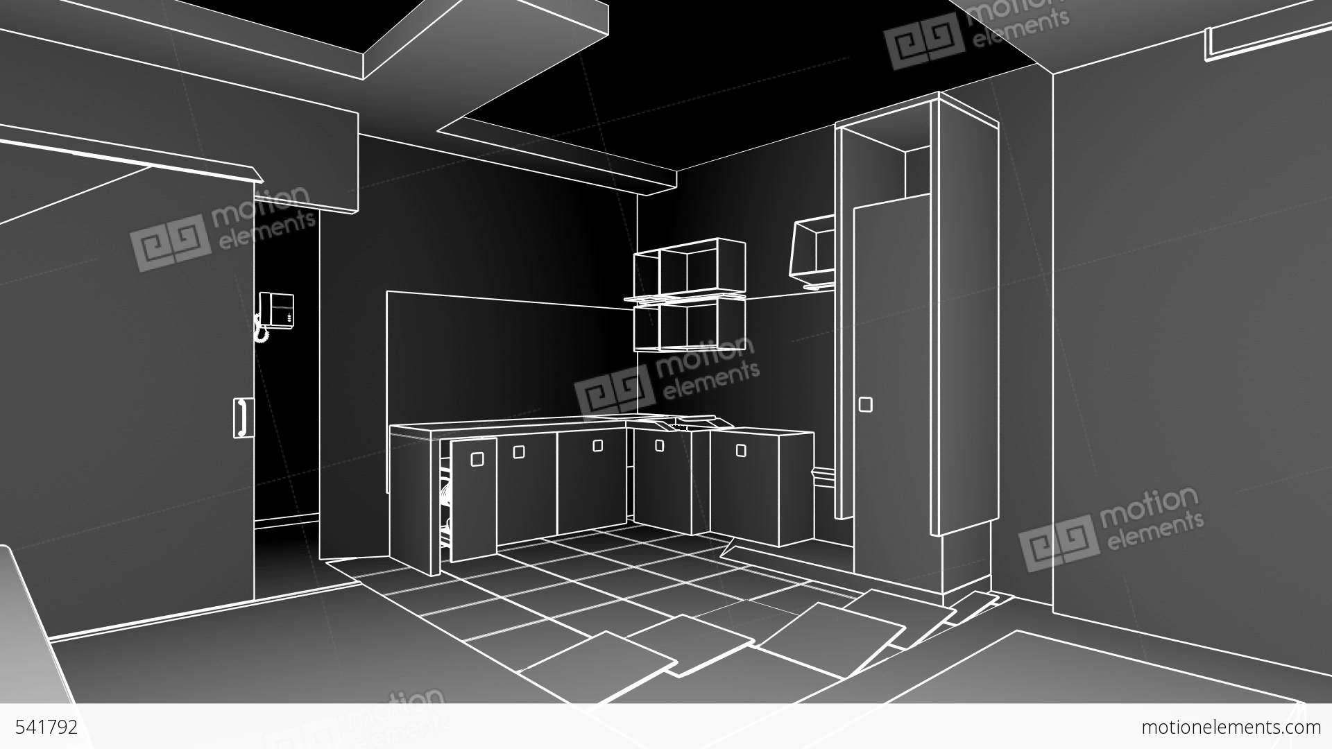 Interior creation stock animation 541792 for Creation interieur