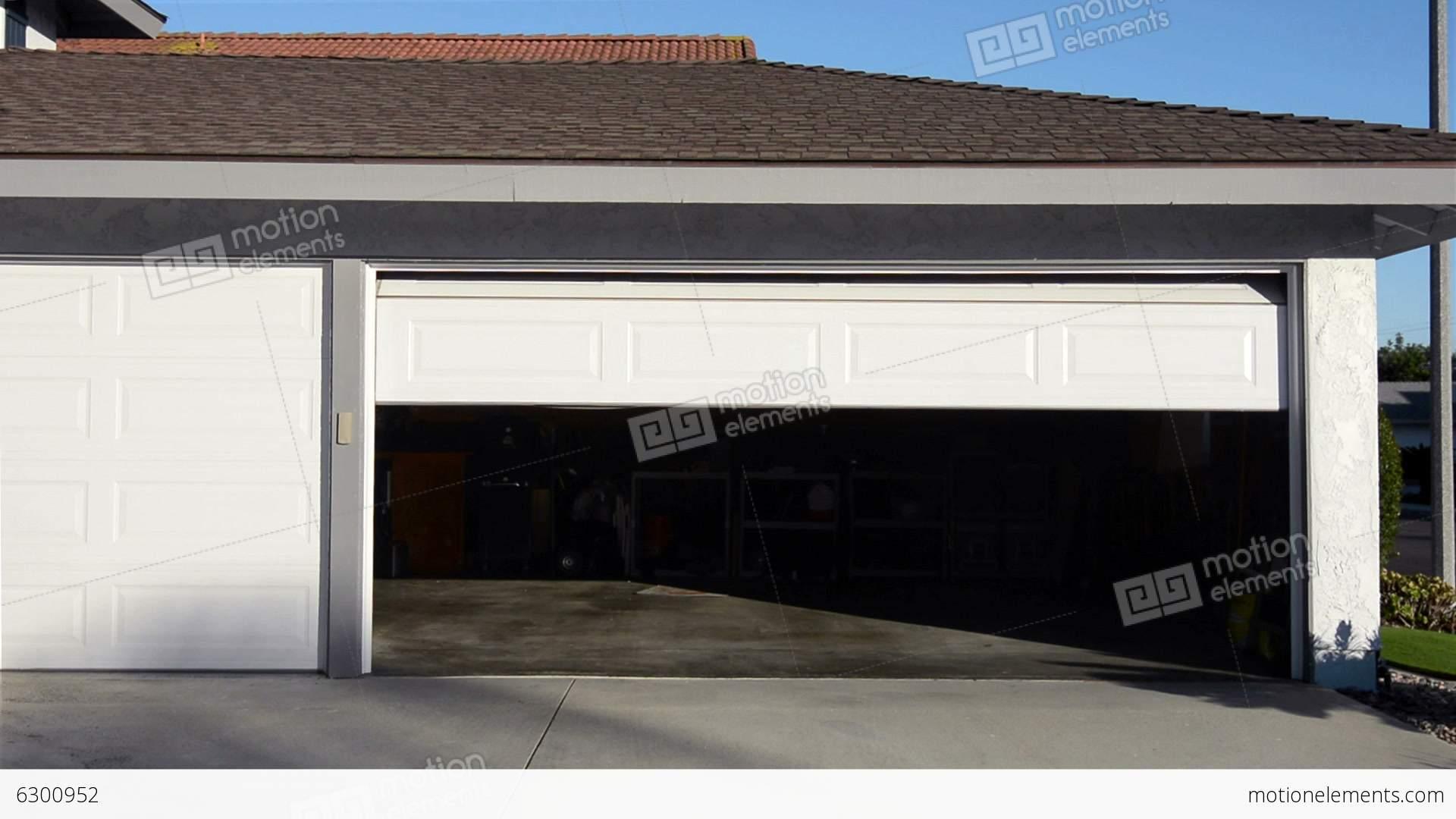 Framing Garage Door Rough Opening Video Photo Album