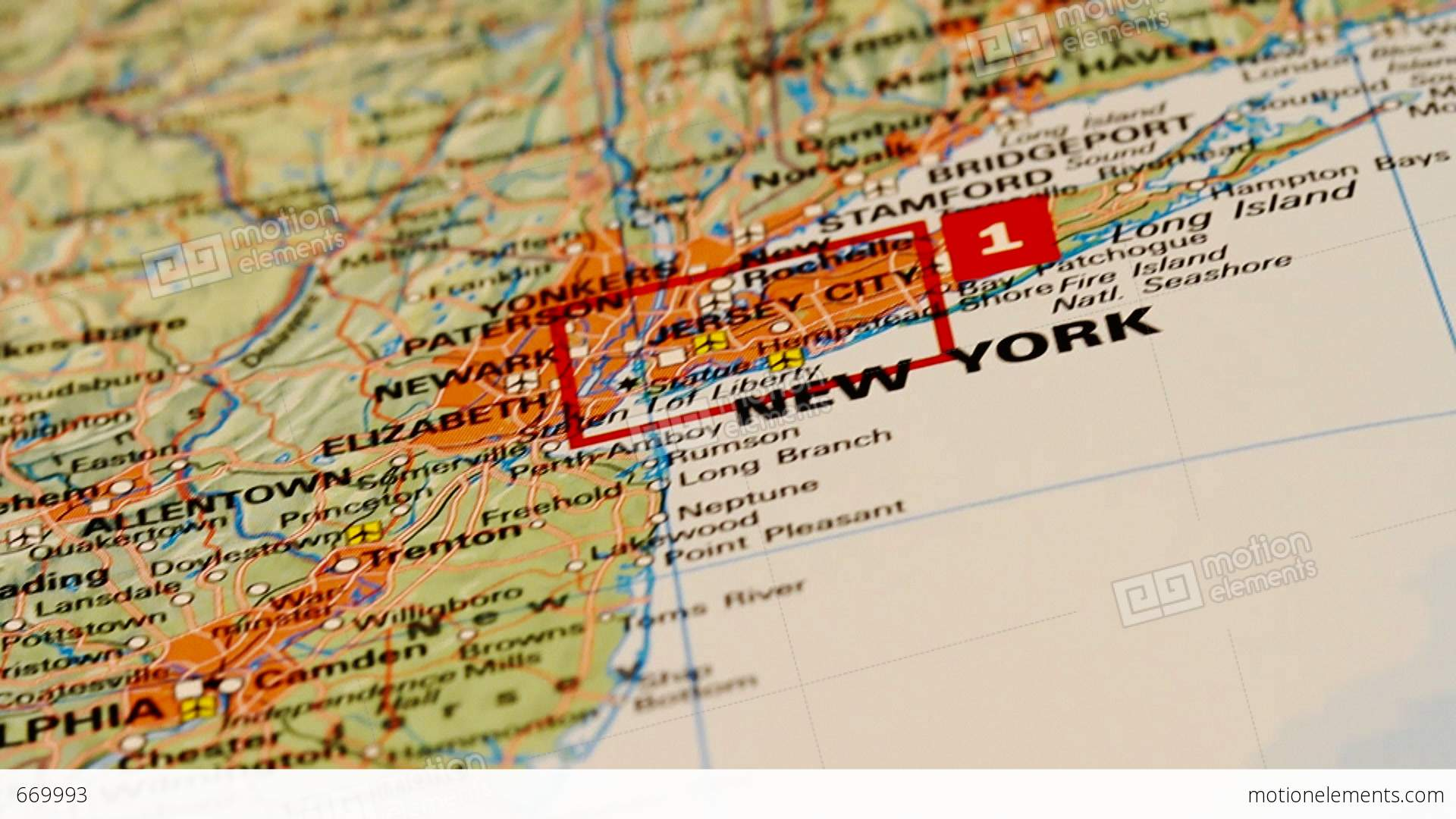 New York City Region  NYS Dept Of Environmental Conservation - Nyc map wallpaper