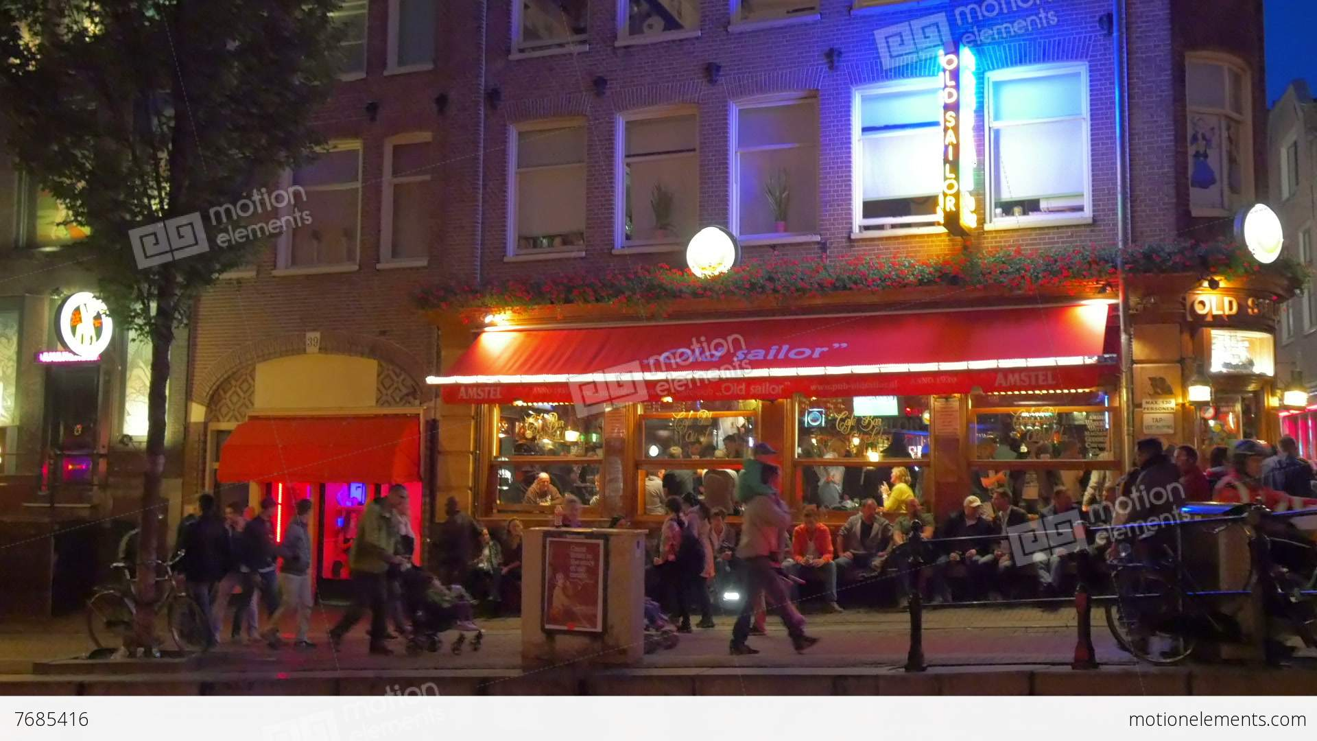 Red light district amsterdam holland stock video footage 7685416 red light district amsterdam holland stock video footage aloadofball Gallery