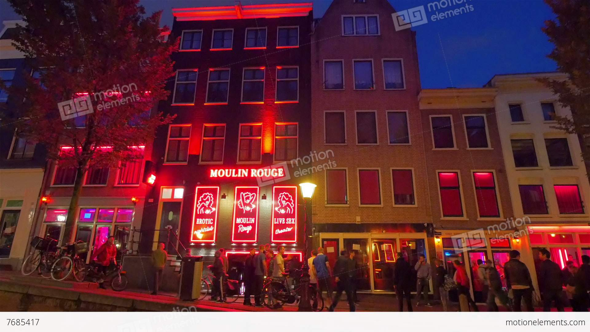 Red Light District, Amsterdam: Address, Phone Number, Red Light District Reviews: 4/5