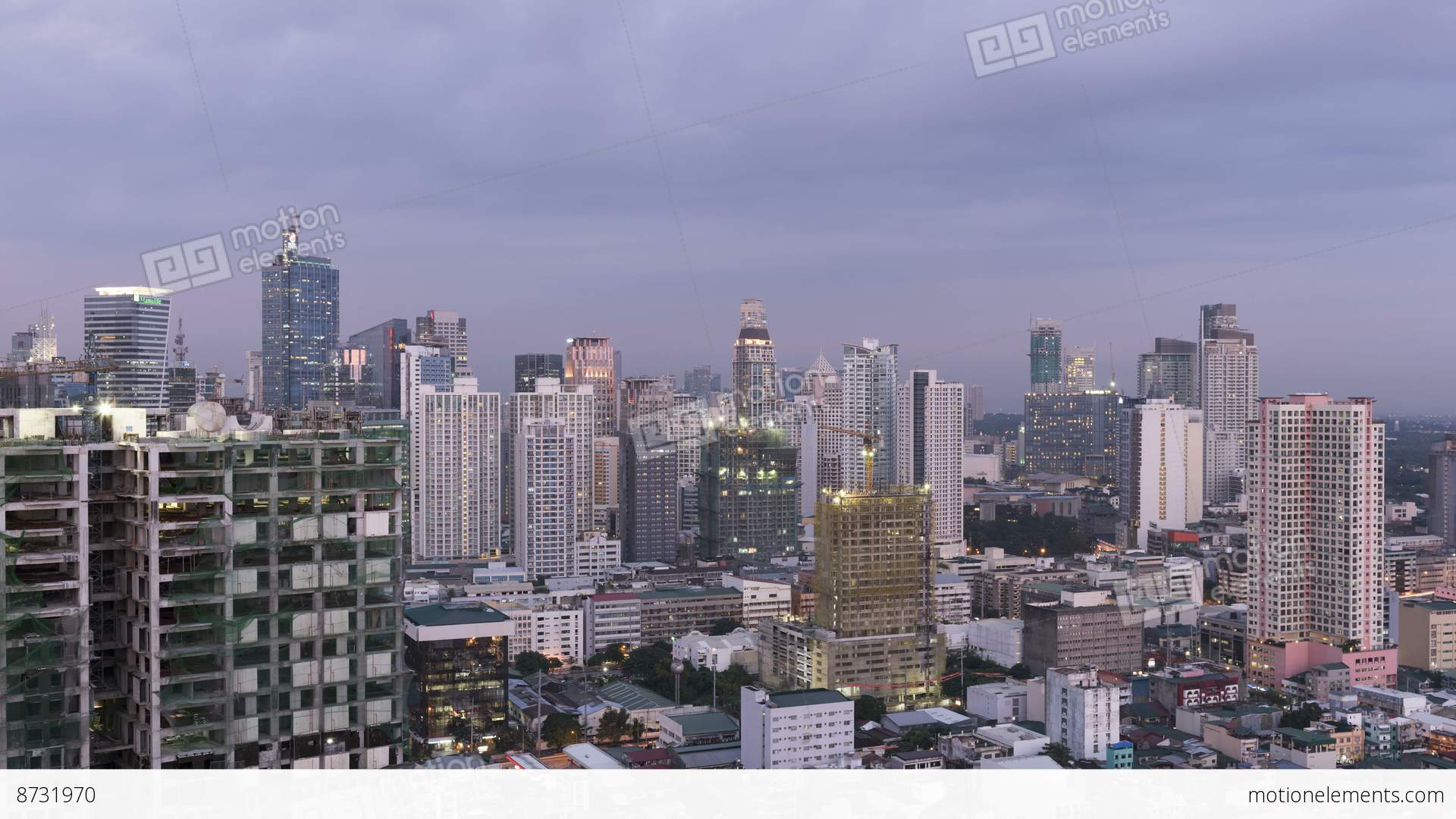 Day to time timelapse of makati city metro manila philippines day to time timelapse of makati city metro manila stock video sciox Image collections