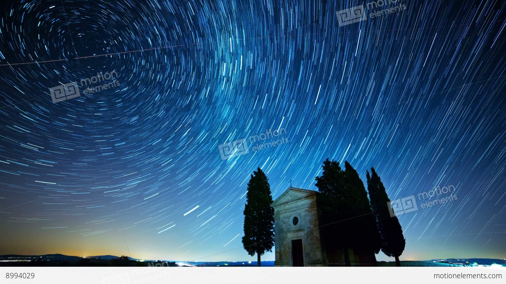 Fabulous starry sky time lapse 4k stock video footage - Starry sky 4k ...