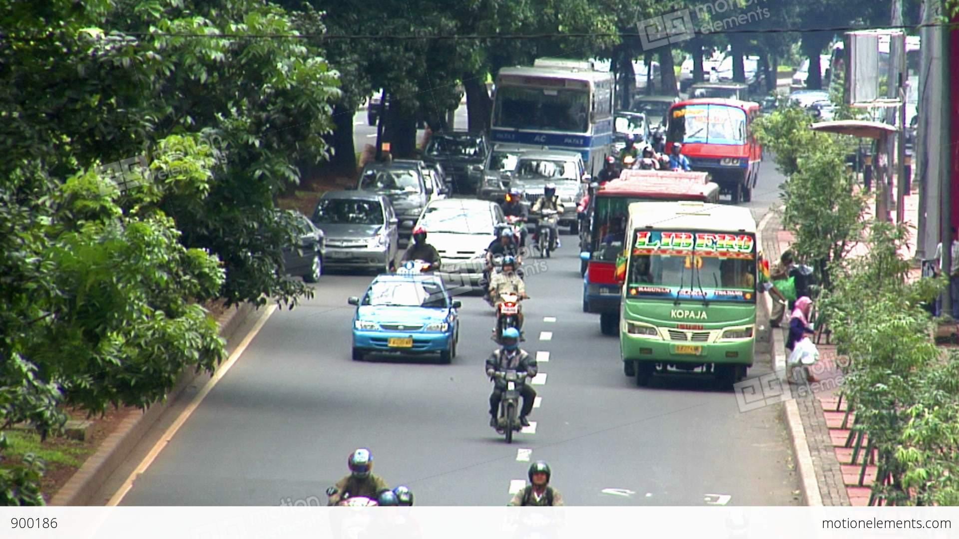 jakarta indonesia traffic - photo #31