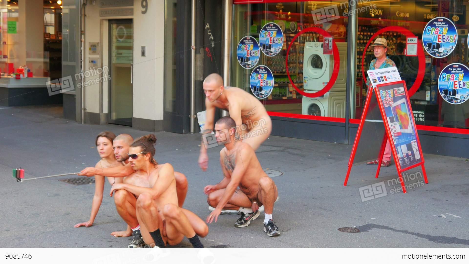 festaval english nude