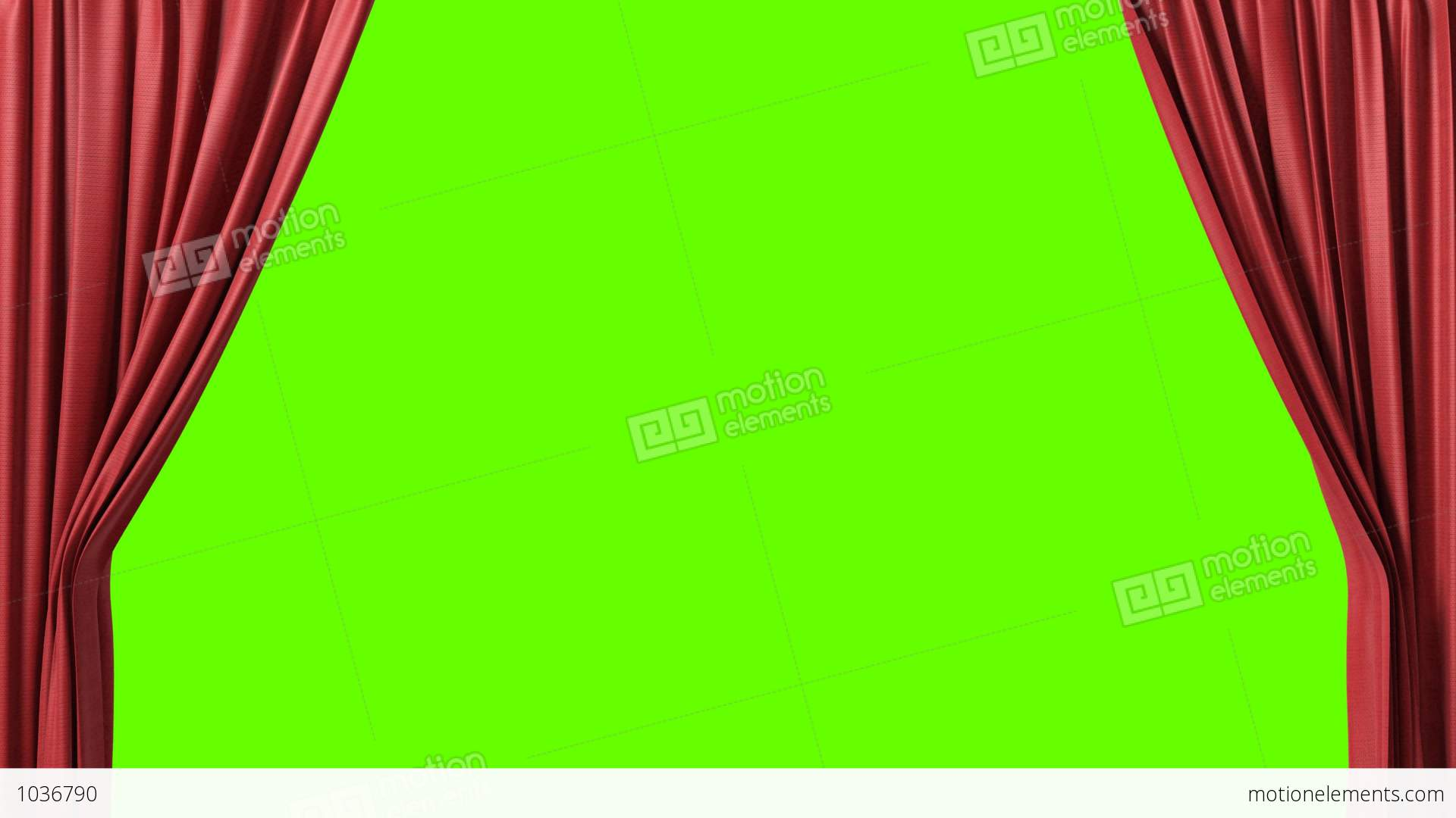 Opening and closing red curtain stock animation royalty free stock - Opening And Closing Red Curtain Stock Video Footage