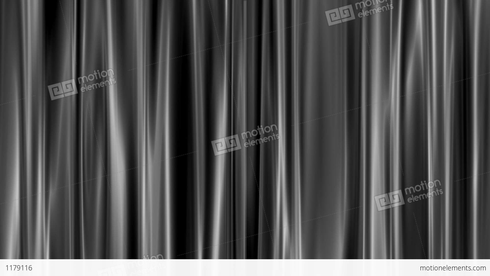 Open black curtain - Gray Curtains Open White Background Stock Video Footage