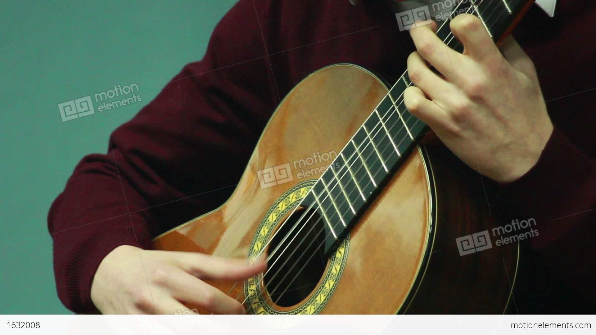 gitarre spiel