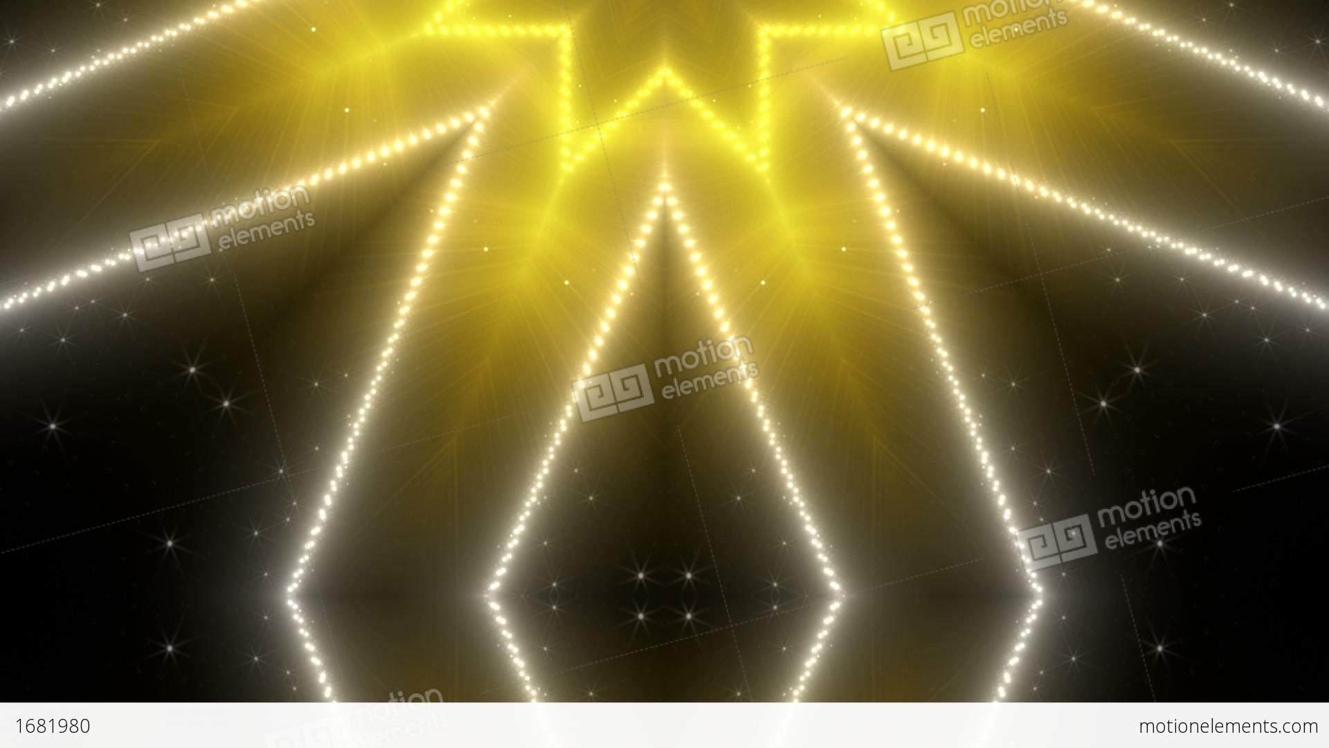 LED Kaleidoscope Wall 2 W Ds O 4g HD Stock Animation | 1681980