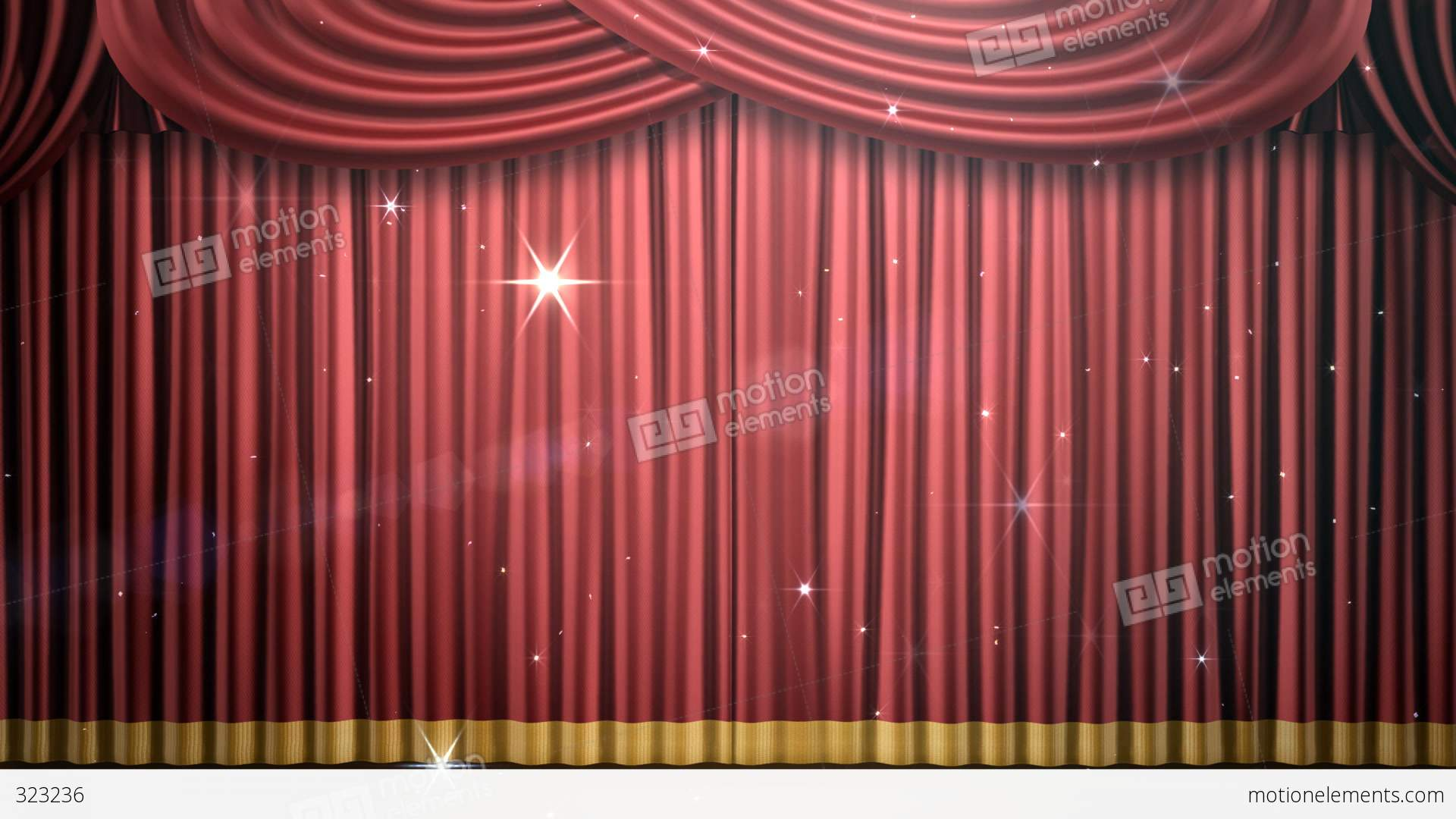 Stage curtains animation - Stage Curtain 2 Fri2 Hd Stock Animation Royalty Free Stock Animation Library 323236