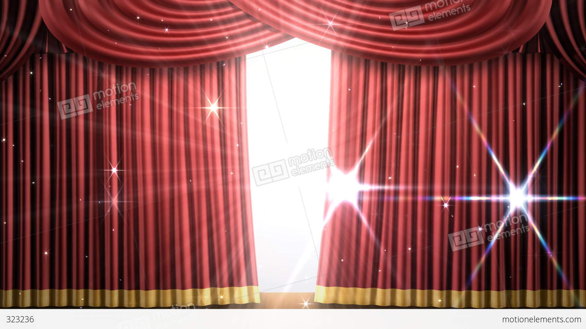Stage curtains animation - Stage Curtain 2 Fri2 Hd Stock Video Footage