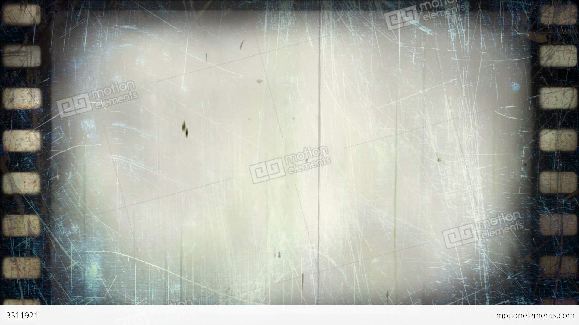 Film Strip Overlay Stock video footage | 3311921