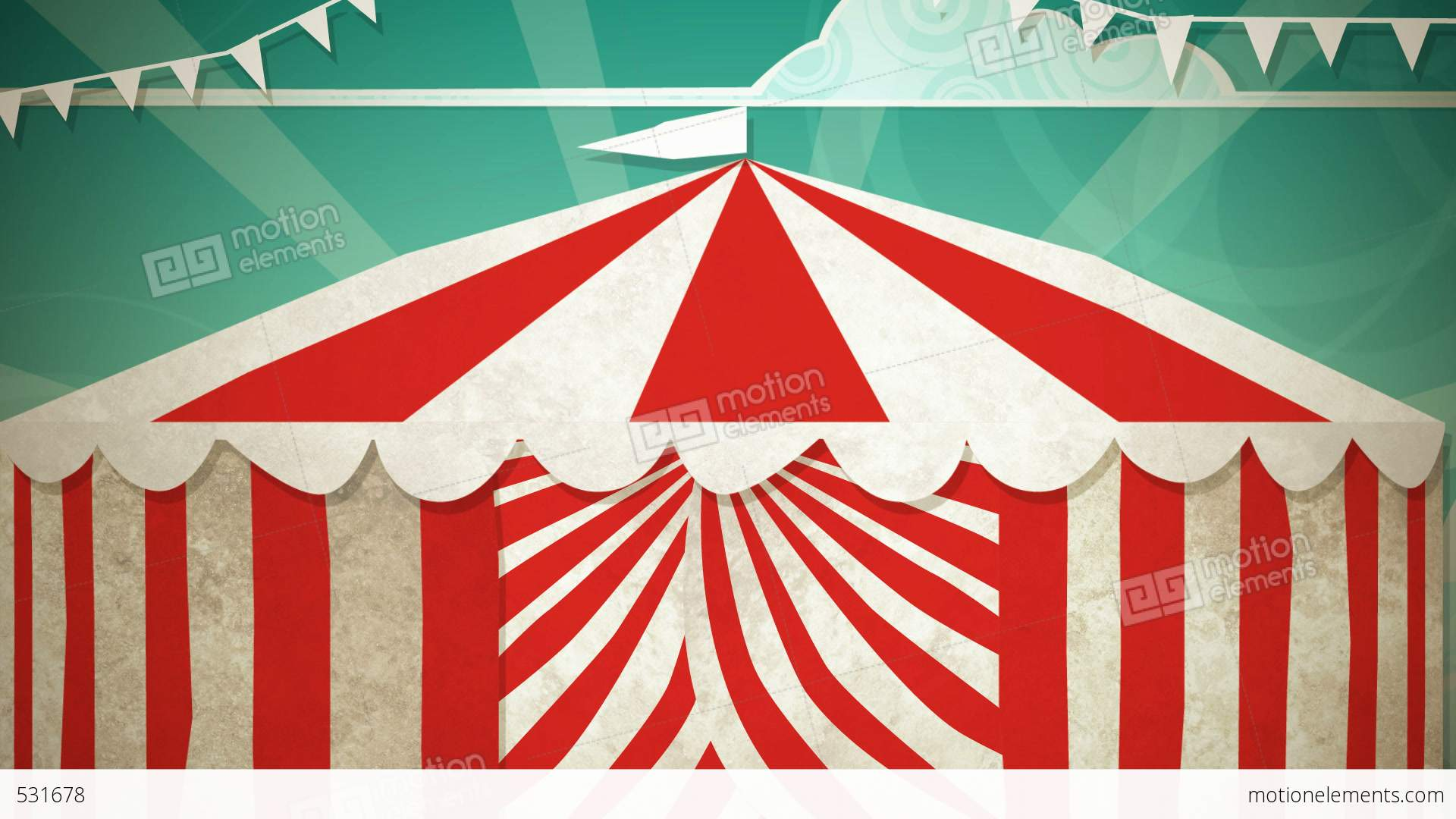 Circus Tent Entrance HD Stock Video Footage  sc 1 st  MotionElements & Circus Tent Entrance HD Stock Animation | 531678