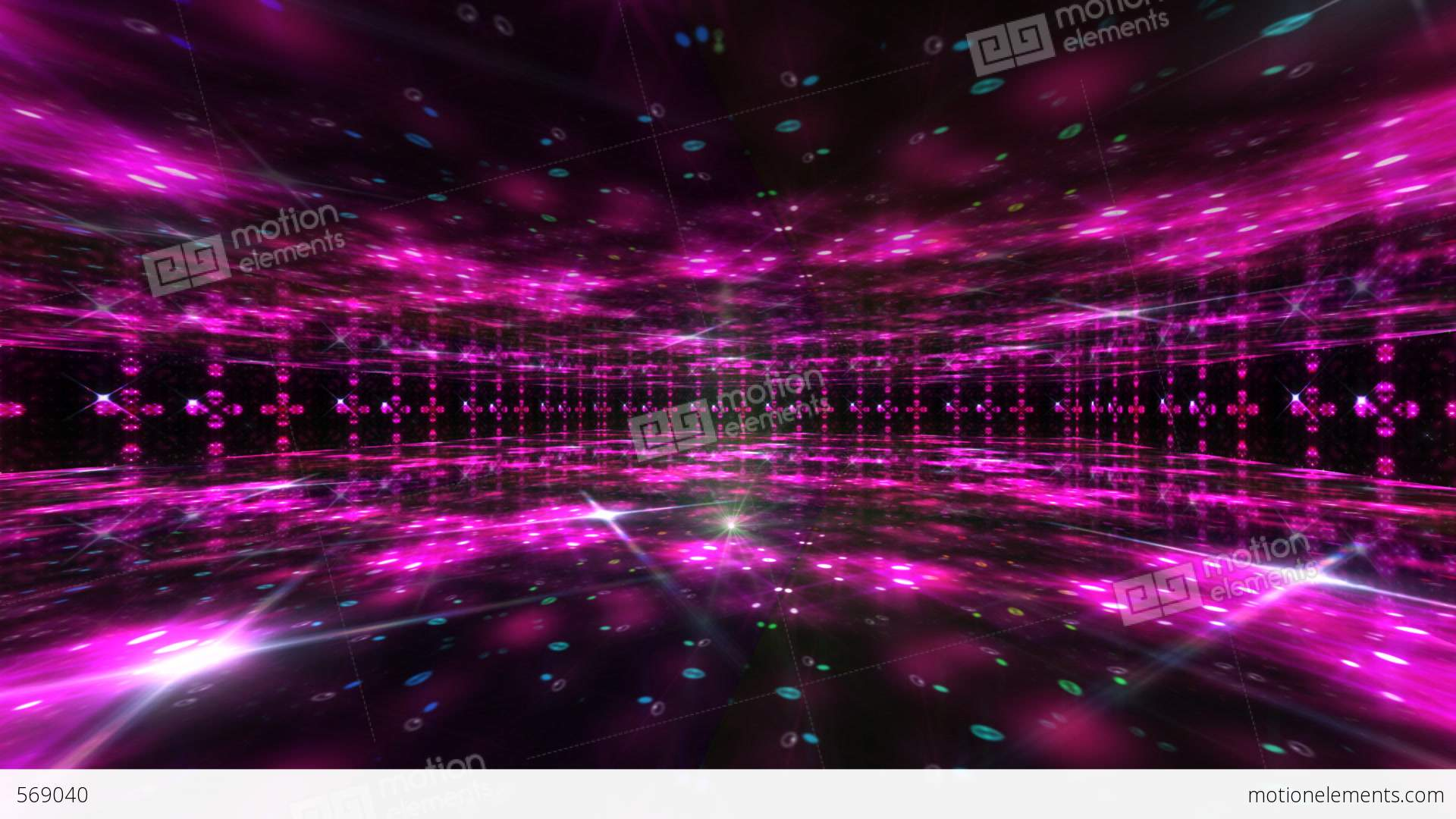 dance floor m1 hd stock animation 569040