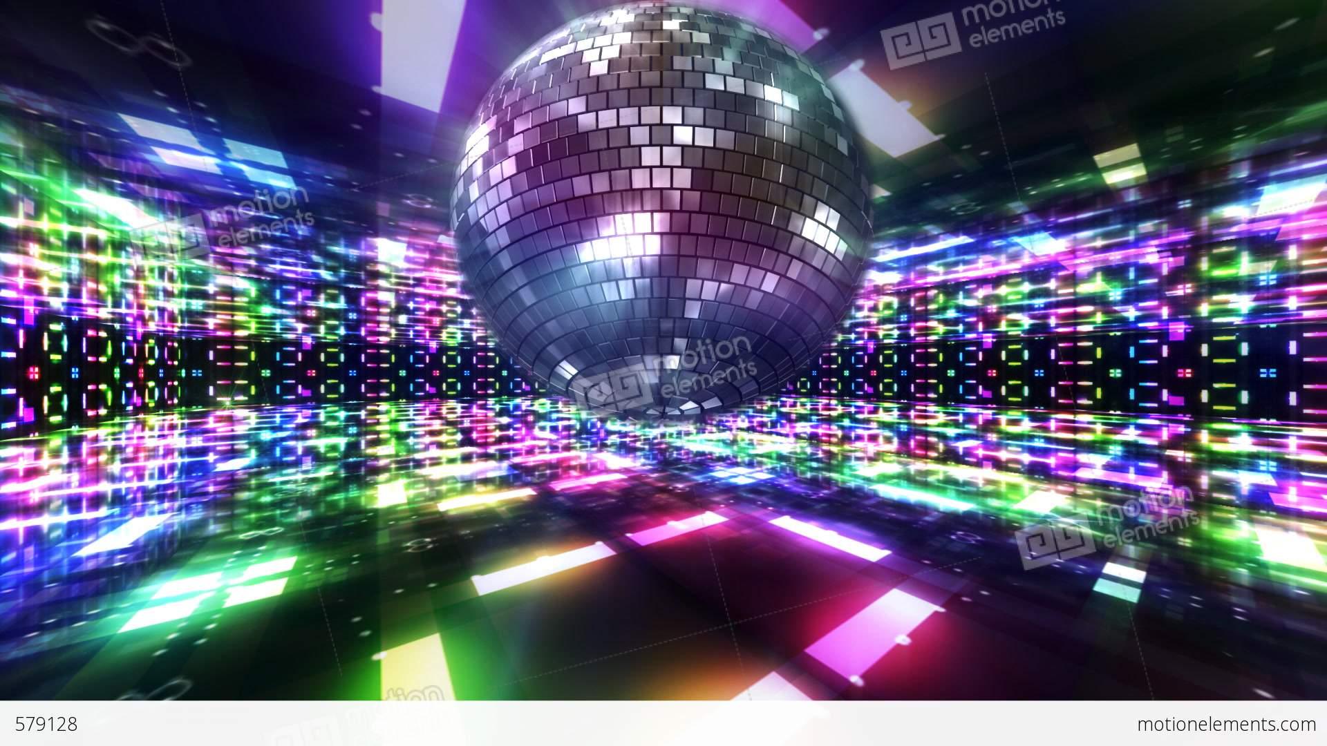 Disco Floor C1Bs HD Stock Animation | 579128