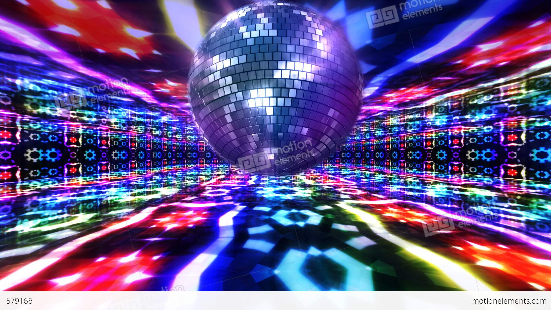 Disco Floor K1bs Hd Stock Animation 579166