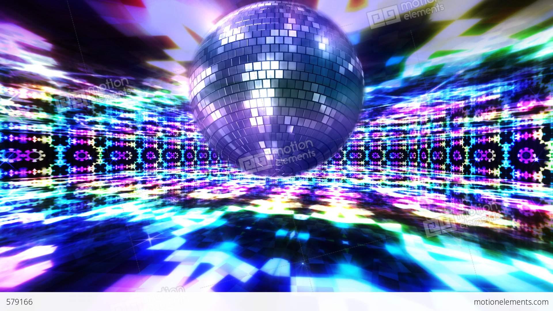 Disco Floor K1bs Hd Stock Animation 579166