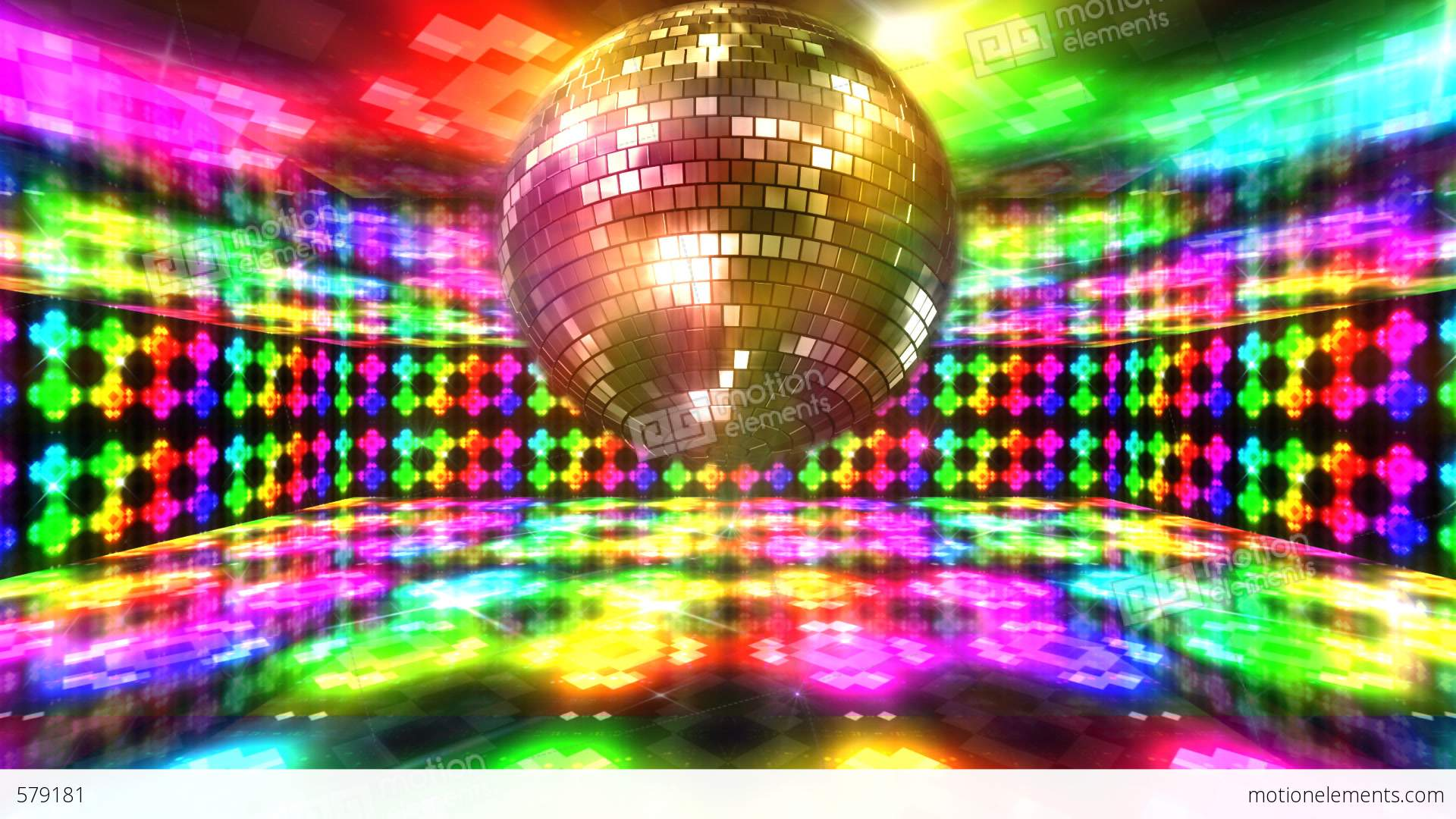 Disco Floor Q4bs Hd Stock Animation 579181