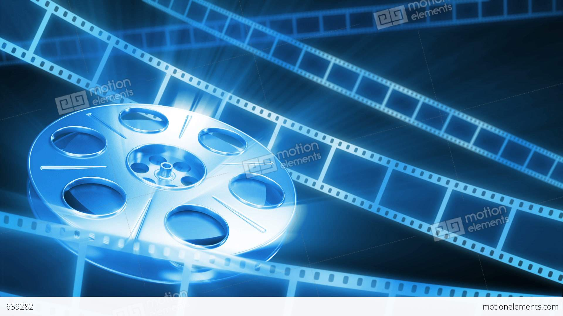 Cinema Background Stock Animation 639282