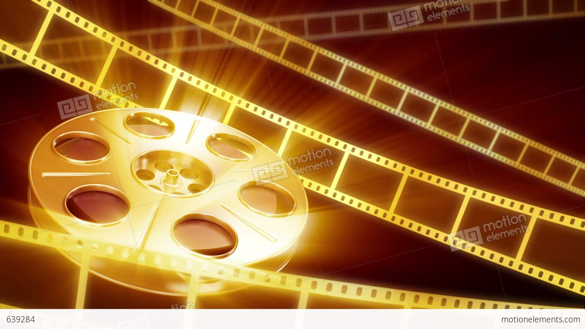 Cinema Background Stock Animation | 639284
