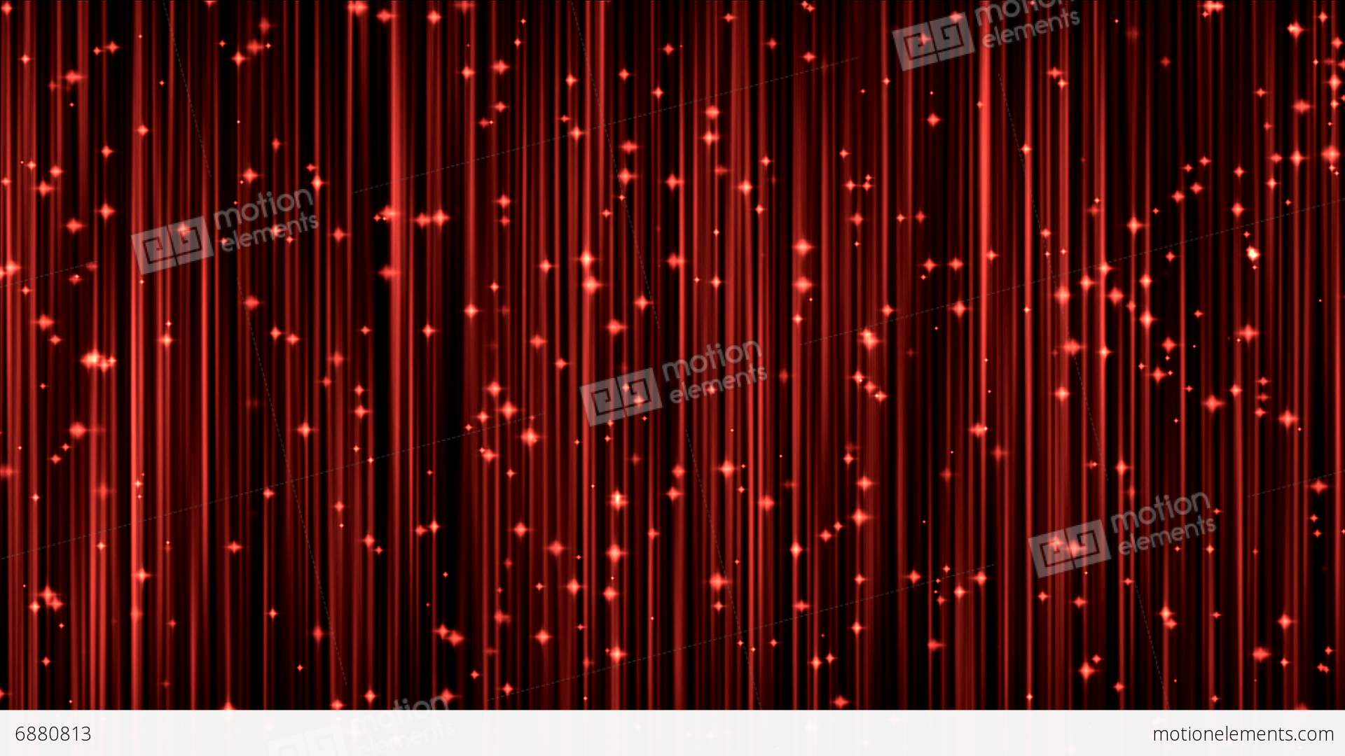 Stage curtains animation - Stars Stage Curtain Stock Video Footage