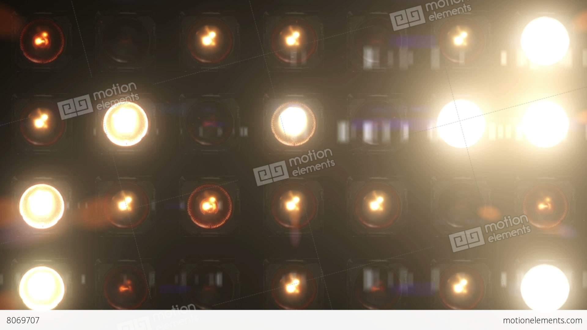 Flashing lights bulb wall of lights vj stage animacin 8069707 flashing lights bulb wall of lights vj stage videos de stock aloadofball Image collections