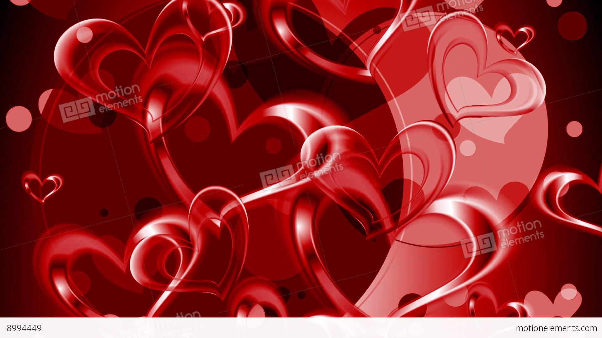 Valentine Day Video Animation Stock Animation | 8994449