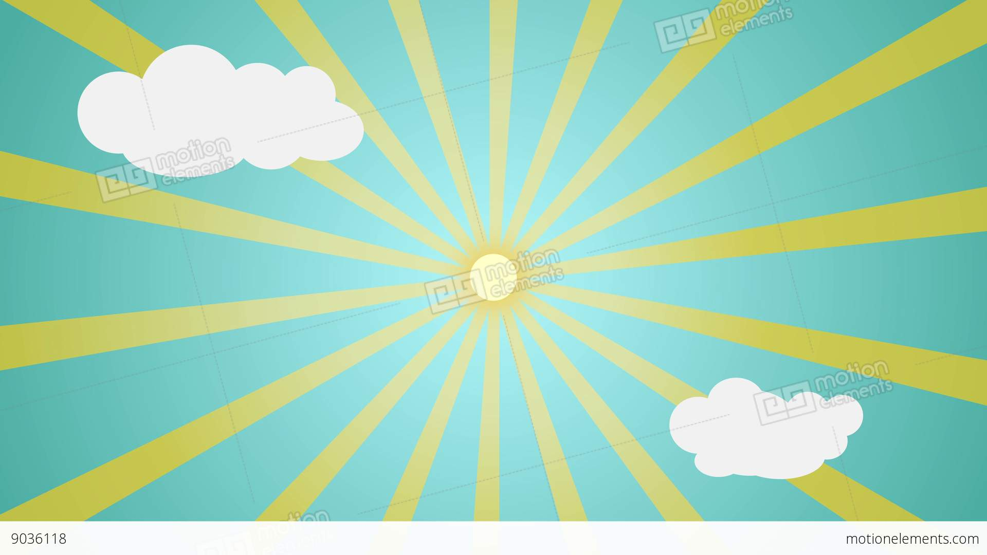 cartoon clouds and sun background wwwpixsharkcom