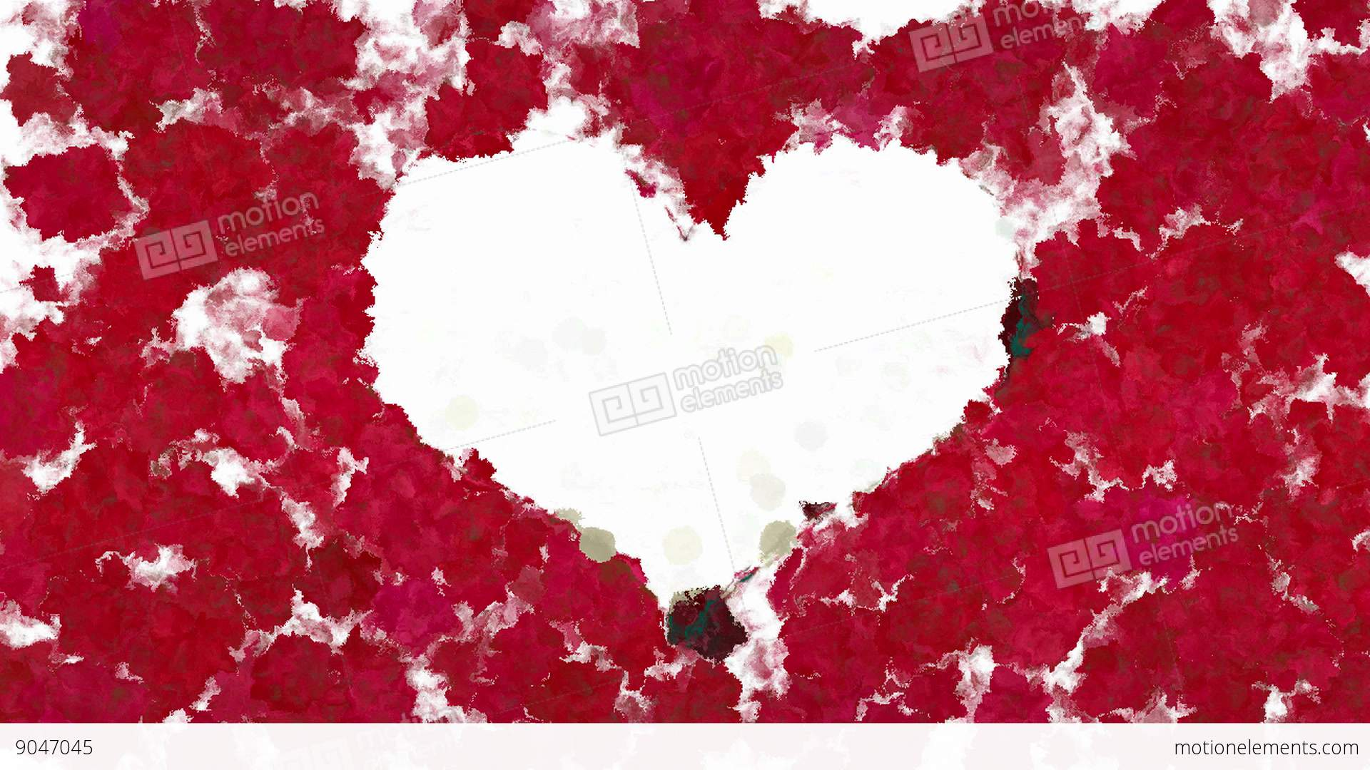 Abstract painting heart symbol animation stock animation 9047045 abstract painting heart symbol animation stock video footage biocorpaavc Image collections