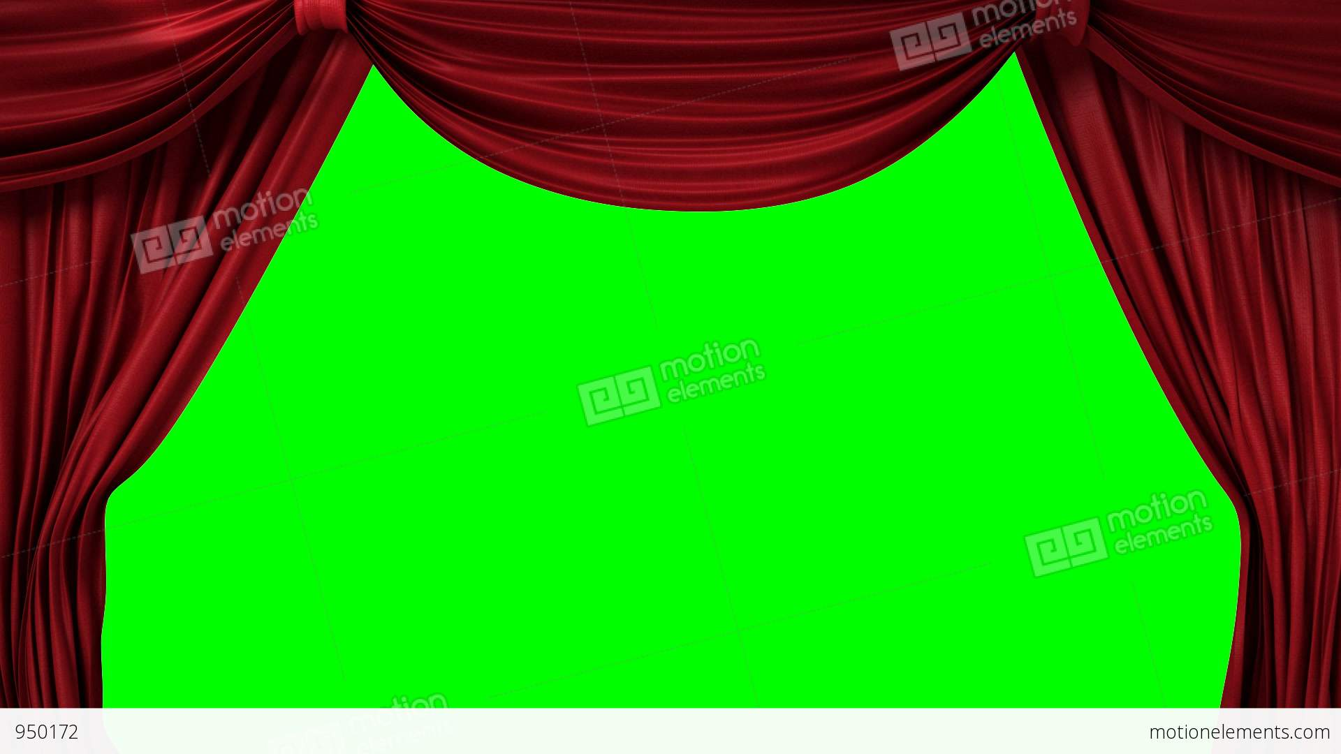 Opening and closing red curtain stock animation royalty free stock - Opening And Closing Red Curtain With Spotlights Stock Video Footage