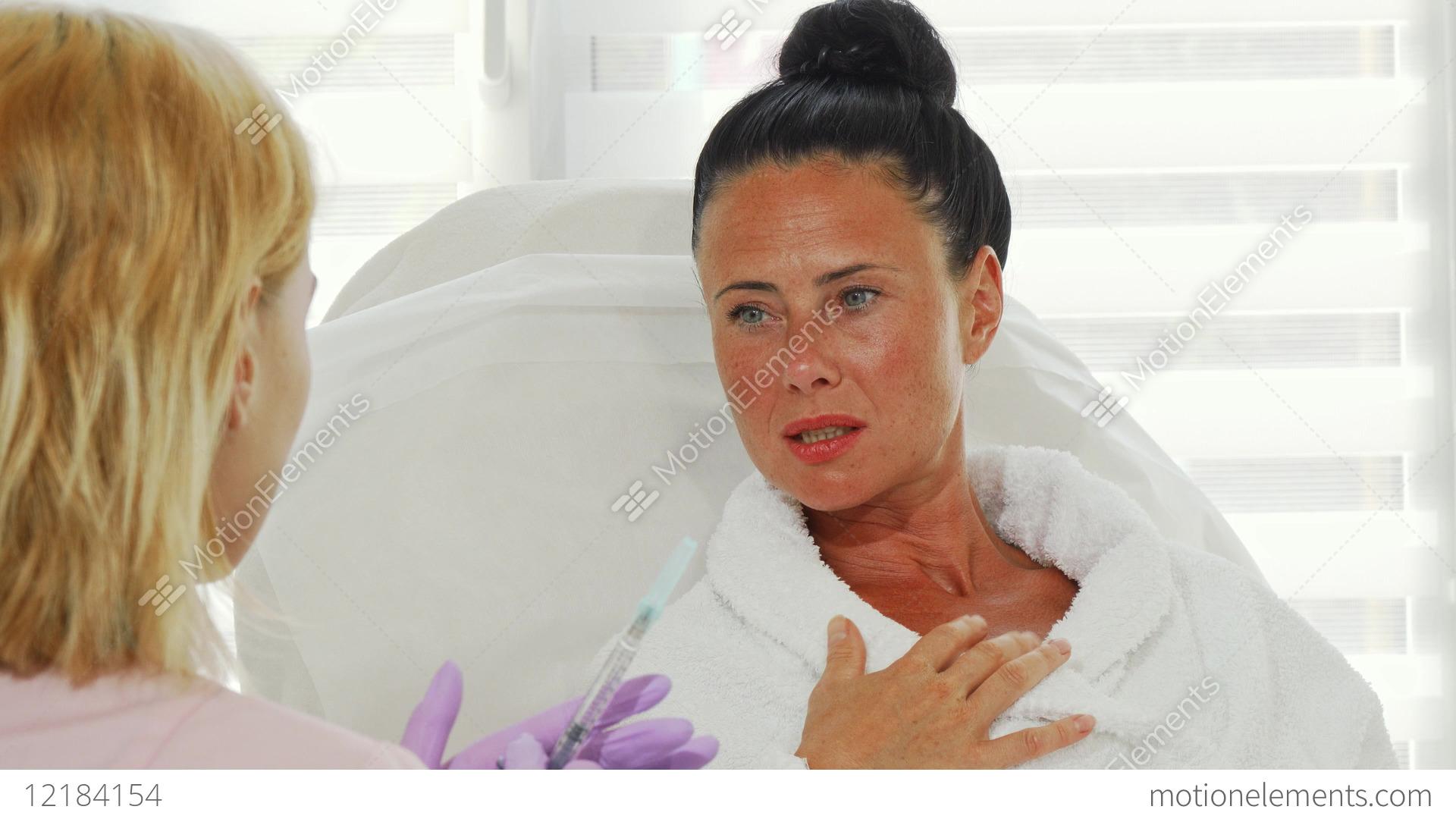 Video mature massage