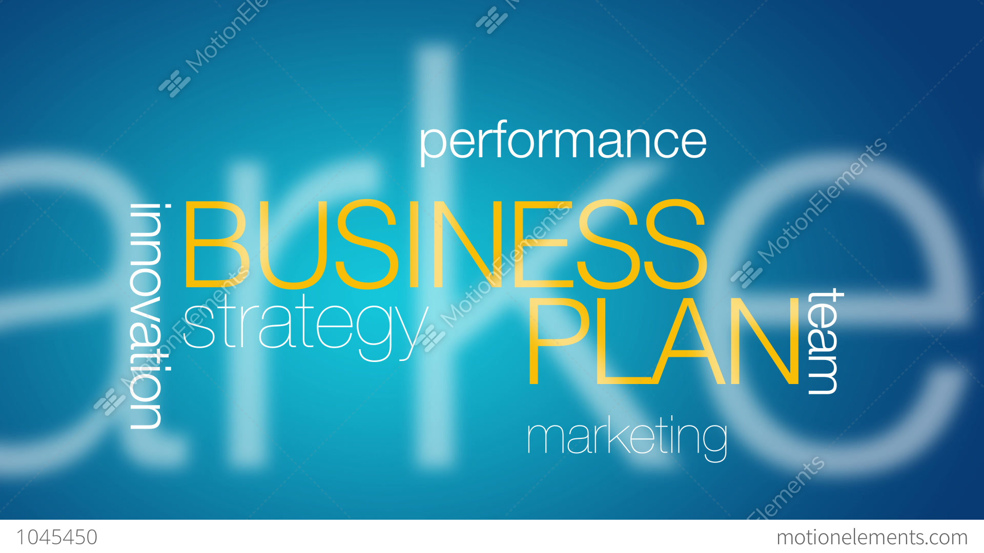 Business Plan Animation - 14/07/2018 18:39 EDT