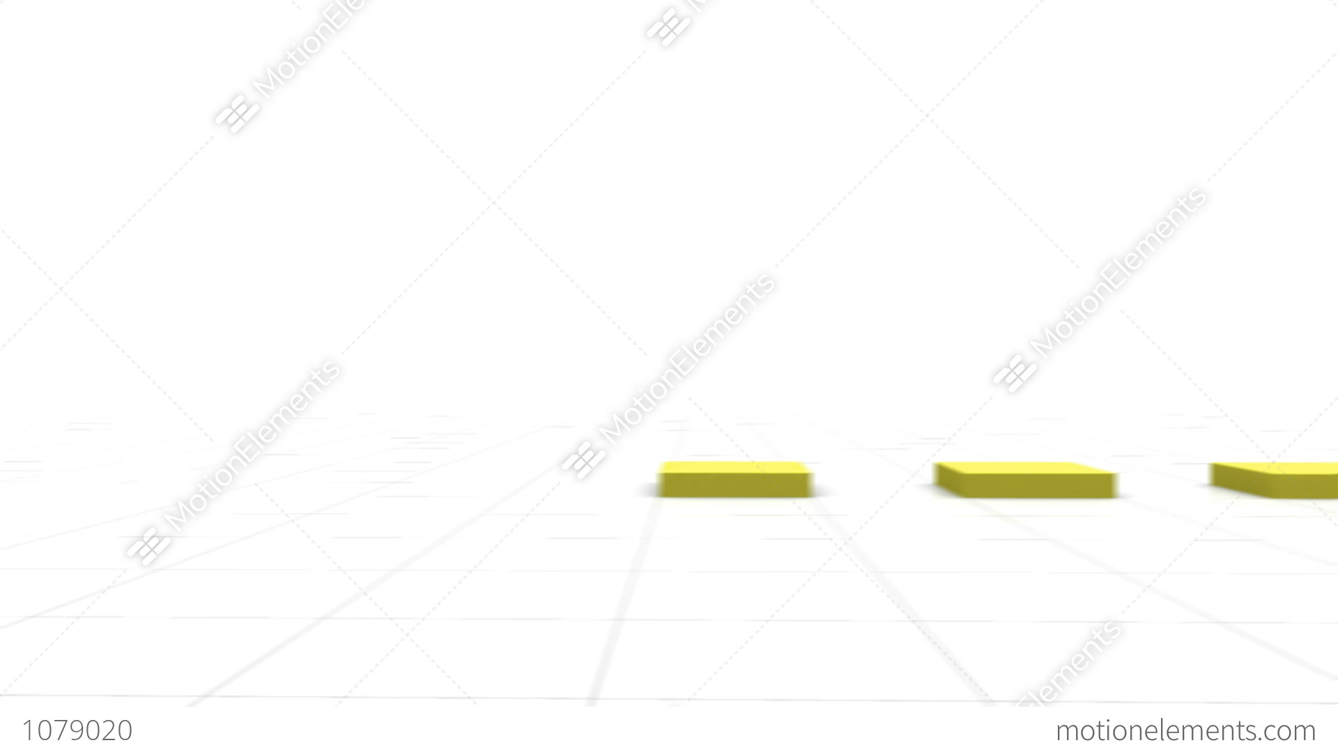 3d growing bar graph w arrow stock animation 1079020 3d growing bar graph w arrow stock video footage ccuart Images