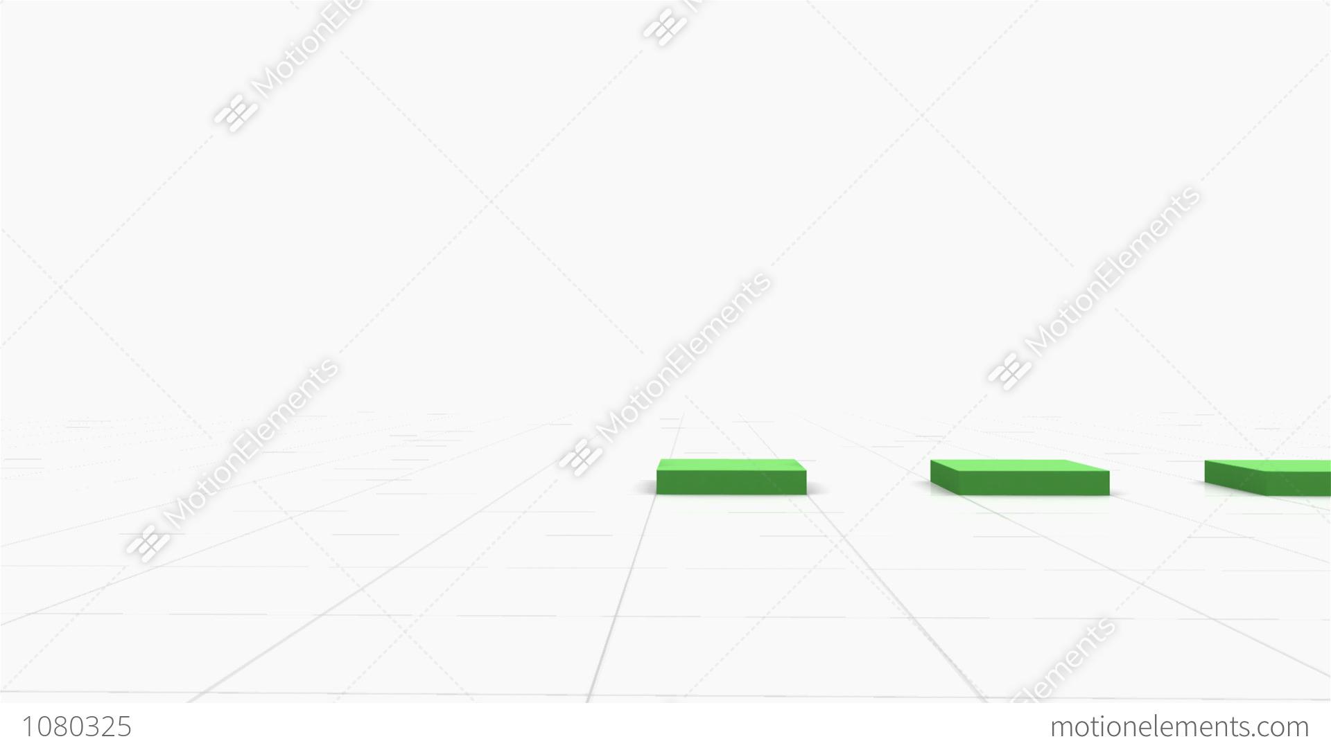 3d growing bar graph stock animation 1080325 3d growing bar graph stock video footage ccuart Images