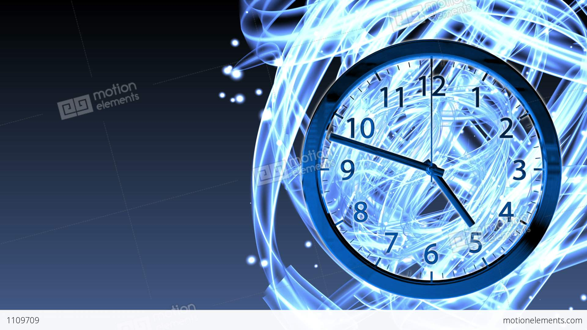 Passing time background clock 69 hd stock animation for Time for business