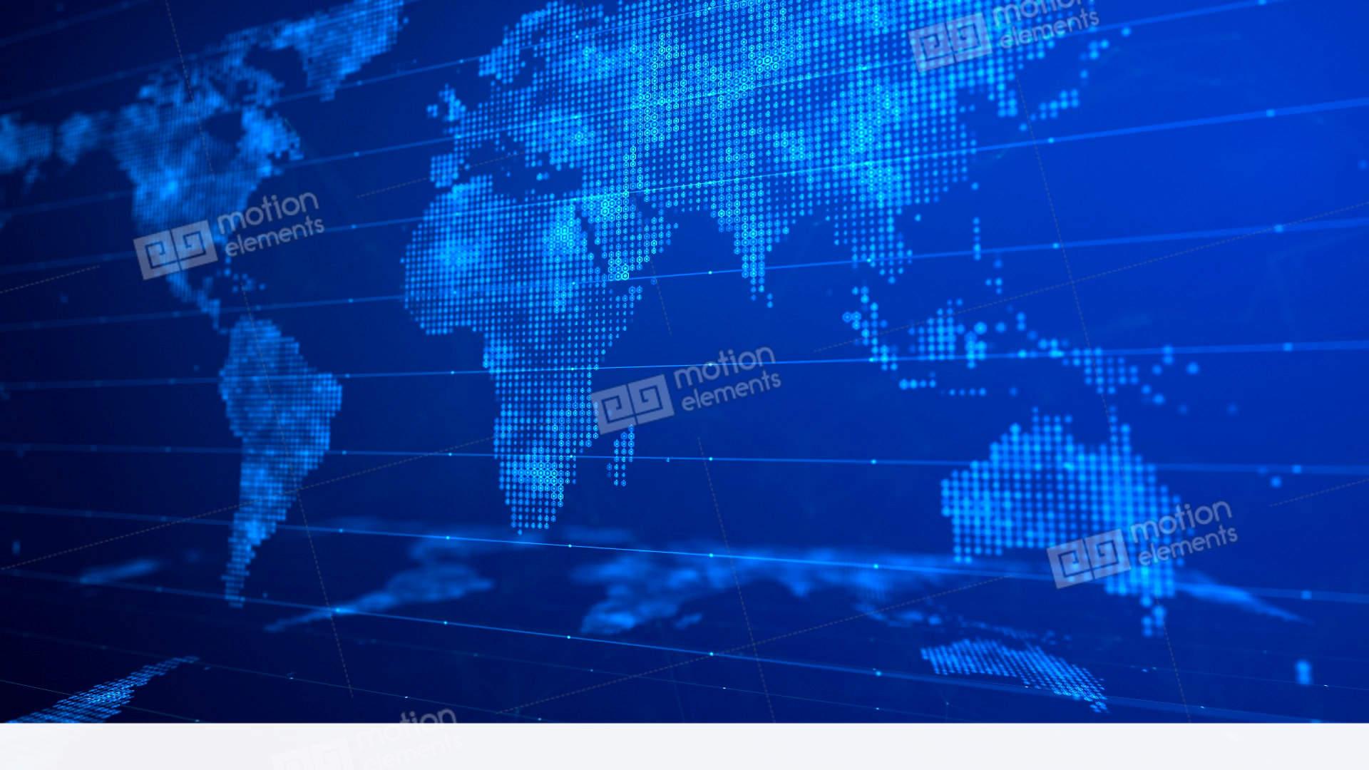 Digital world map background 01 stock animation 11465589 digital world map background 01 stock video footage gumiabroncs Choice Image