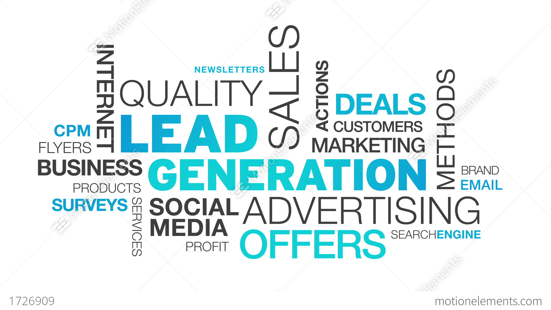 lead generation Overview of the enrollment marketing solutions lead generation services.