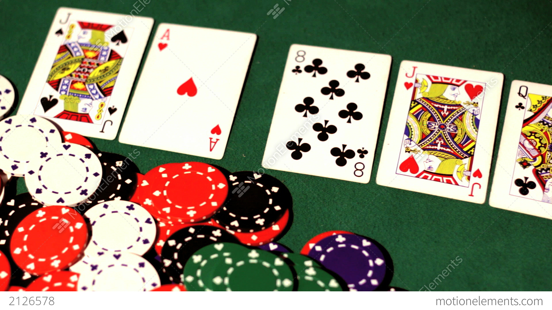 Poker River